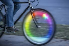 Spokelit Wheel Light Beds Pet Supplies Nite Ize Bike Bicycle Spokelit Safety