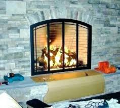 glass doors for fireplace cursodeteologia info rh cursodeteologia info replacement doors for fireplace insert doors for gas fireplace insert