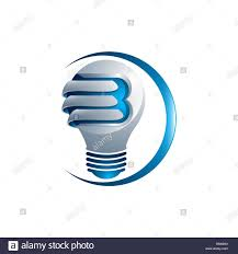 Led Light Logo Light Bulb Logo Stock Photos Light Bulb Logo Stock Images