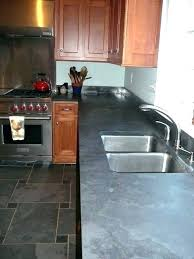 black slate countertop slate kitchen slate kitchen also area of slate kitchen black slate together with