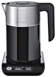 Купить <b>Чайник</b> Bosch TWK8613P, черный по низкой цене с ...