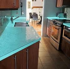Glowing Success. Glowingcountertop. Fit a translucent countertop ...