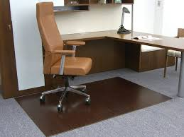 executive computer chair. Large Size Of Office:enchanting Rectangle Dark Brown Bamboo Computer Chair Mat Faux Leather Swivel Executive