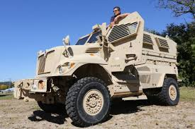 Local safety forces acquiring surplus military vehicles, but ...