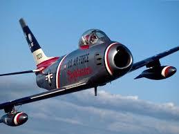 North American F 86 Sabre North American F 86 Sabre Un Avion De