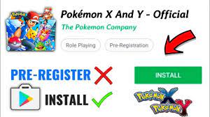 NEW] Pokémon X and Y Game Download On Android | APK DATA | 2020 Edition New  Features! - Elysiumgaming