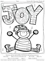 multiplication coloring pages wonderful free math sheets grade 4th color