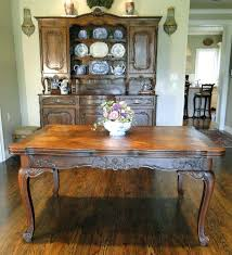 antique oval oak dining table and chairs. antique oval oak dining table and chairs tables french o