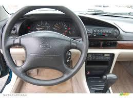 1996 Starfire Blue Pearl Nissan Altima Gxe 9514306 Photo 8