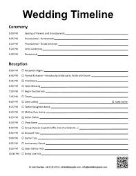 Wedding Itinerary Samples Templates Mtuwmte1 Resume
