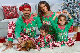 Studio Is Selling Matching Christmas Pyjamas For The Whole