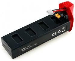 <b>Аккумулятор MJX Li-Po 7.4V</b> 1800 mAh 25C Red - B2W012 купить ...