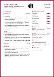 Tailor resume for each job. Best Career Objective For Teacher My Resume Format Free Resume Builder