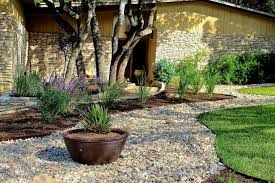 Small Picture Pictures of rock landscaping ideas