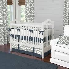 contemporary baby boy bedding