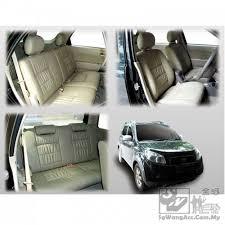 leather pvc pu customized car seat cover