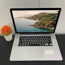 MacBook Pro Retina 15-inch MID 2015 CI7 2.5GHZ RAM 16 GB SSD 256 GB - SSD  512 GB