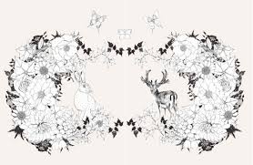 オトナのぬりえひみつの花園オフィシャルブログ