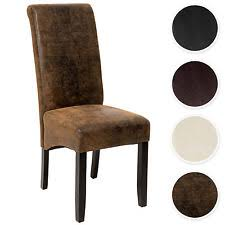 brown dining chairs. High Quality Synthetic Leather Dining Chair Seat Furniture 105cm Brown Chairs A