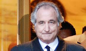 Disgraced financier Bernard Madoff: associates allowed themselves to be bullied and harangued by the 70-year-old. Photograph: Kathy Willens/AP - Bernard-Madoff-leaves-U.S-002