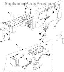 samsung refrigerator french door ice maker. part diagram samsung refrigerator french door ice maker