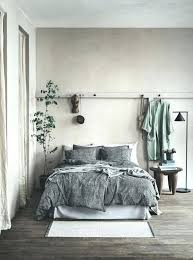 Earthy Bedroom Custom Decorating