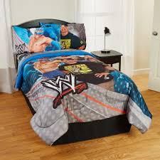 wwe twin full comforters com