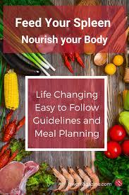 Feed Your Spleen Nourish Your Body Healthy World Cuisine