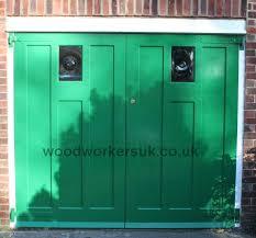 replacement 1950s garage doors