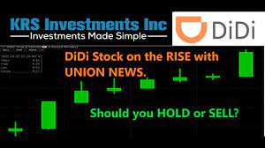 DIDI STOCK SURGES BIG TODAY SHOULD YOU ...