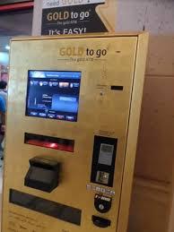 Gold Bar Vending Machine Dubai Impressive ATM For Gold Picture Of Atlantis The Palm Dubai TripAdvisor