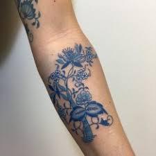 Tetování Ornamenty Rameno Tetování Tattoo