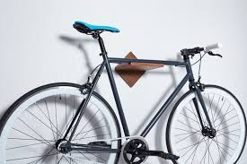 Wall bicycle mount Storage View In Gallery Homedit Wall Mounted Bike Racks That Look Great While Being Practical