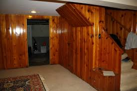 Basement Make Over Larsen Whelan Builders Of Fine Homes And - Unfinished basement stairs