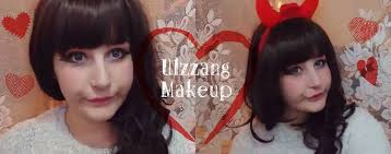 picture of makeup tutorial ulzzang cute face