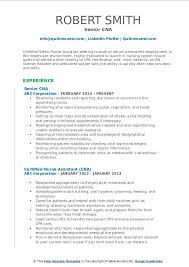 cna resume skills cna resume samples qwikresume