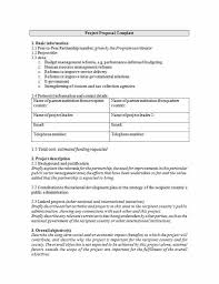 simple budget proposal template 43 professional project proposal templates template lab