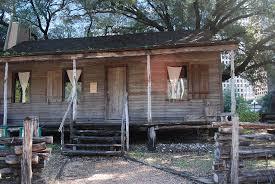 early texas cabin