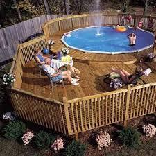 wood patio with pool. Wood Patio With Pool E