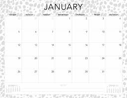 Free Calendars For 2020 Free 2020 Printable Calendars 51 Designs To Choose From