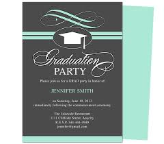 Invitation For Party Template Unique Graduation Party Invitation Templates ReignnjCom