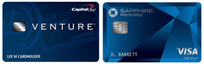 Should I Get The Capital One Venture Or Chase Sapphire