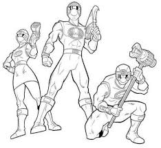 Small Picture Power Rangers Coloring Pages Free Printable Super Heroes