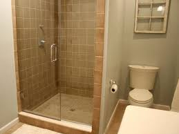 Small Picture Small Tile Shower Ideas Home Design