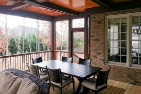 wood flooring for screen porch in fort mill sc