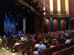 Seating Inside Filene Center Picture Of Wolf Trap National