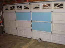 guide to garage door insulation