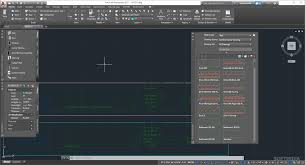 autocad architecture design visualize and doent your ideas in a dark interface that features