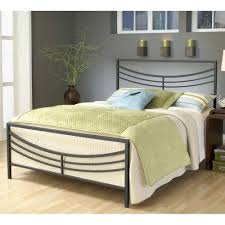 Kingston Bedroom Furniture Kingston Iron Bed In Brown By Hillsdale Furniture Humble Abode