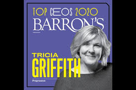 How Progressive's Patricia Griffith Went Beyond the Call of Duty During the  Covid Crisis | Barron's